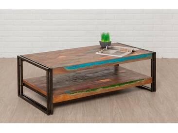 Table basse rectangulaire LOFT XL Teck recyclé
