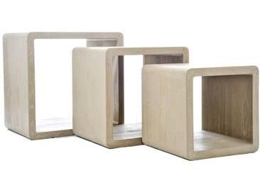 x3 Tables gigogne ABBOTTS by J-Line