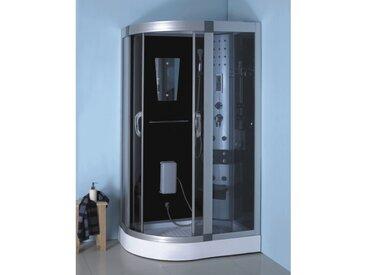 Cabine de douche BACAN, 115x80x215 cm - Droit