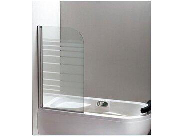 Pare baignoire ador 130*75 cm - Gauche