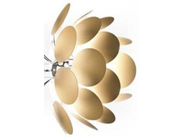 Marset Applique murale Discoco A - beige mat