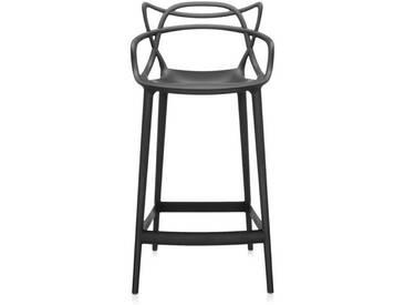 Kartell Masters stool - noir - L