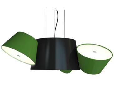 Marset Luminaire TAM TAM 3 - vert - noir