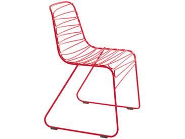 Magis Chaise Flux - rouge