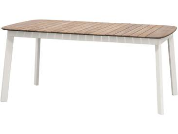 Emu Table Shine - teck - S - blanc