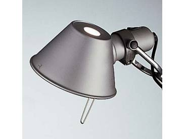 Artemide Lampe à pince Tolomeo Micro Pinza  - Aluminium