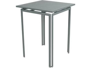 Fermob Table haute COSTA - 26 gris tempête mat