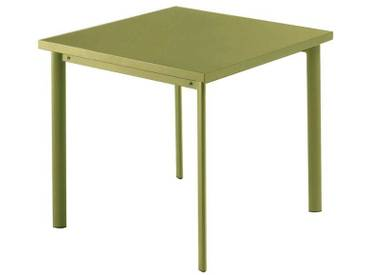 Emu Table Star - vert - 70 x 70 cm