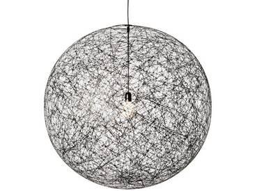 Moooi LED Random Light - noir - Ø 80 cm