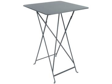Fermob Table haute BISTRO - 26 gris tempête mat
