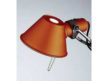 Artemide Lampe de bureau Tolomeo Micro Tavolo  - orange