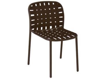 Emu Chaise yard - marron