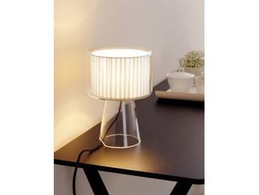 Marset Lampe de table Mercer Mini - blanc perle