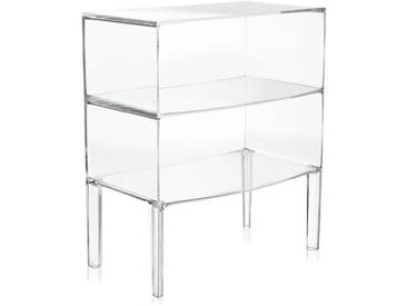 Kartell Commode Ghost Buster - Verre clair