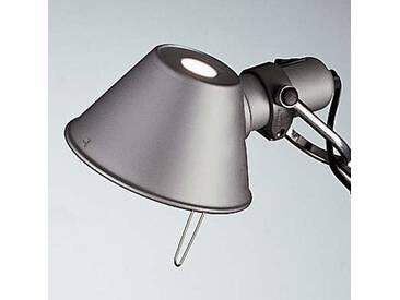 Artemide Lampe de bureau Tolomeo Micro Tavolo  - Aluminium