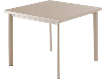 Emu Table Star - taupe - 90 x 90 cm