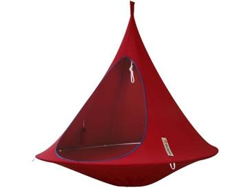 Cacoon Hamac Double - rouge