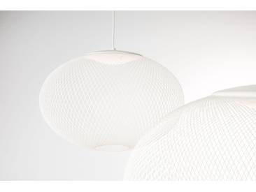 Moooi Suspension NR2 LED Medium  - blanc