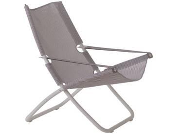 Emu Chaise longue Snooze - blanc / ghiacco