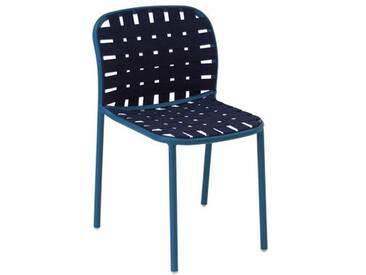Emu Chaise yard - bleu