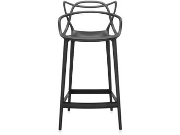 Kartell Masters stool - S - noir