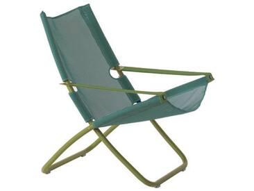 Emu Chaise longue Snooze - vert / menthe