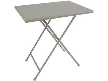 Emu Petite table pliable Arc en Ciel - gris