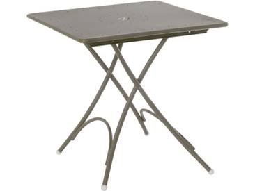 Emu Table pliante petite Pigalle - gris