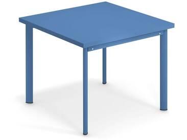 Emu Table Star - bleu marine - 90 x 90 cm
