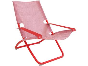 Emu Chaise longue Snooze - rouge