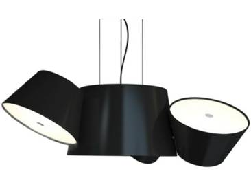 Marset Mini-luminaire TAM TAM - noir - noir