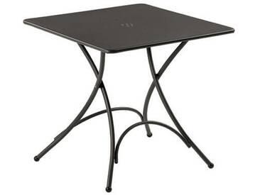 Emu Table pliante petite Pigalle - fer ancien