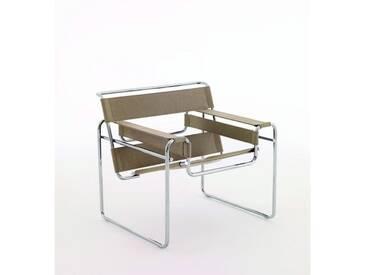 Knoll International Fauteuil Lounge Breuer Original Wassily  - Lin