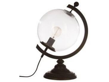 Lampe à poser Globe Noire