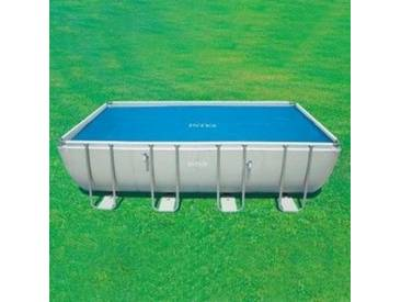 Bâche à bulles pour piscine rectangulaire (L7,32 x l3,66 m) - Intex