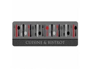 Tapis de cuisine (120 cm) Tambouille Gris