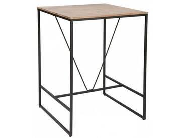 Table de bar Edena Noir