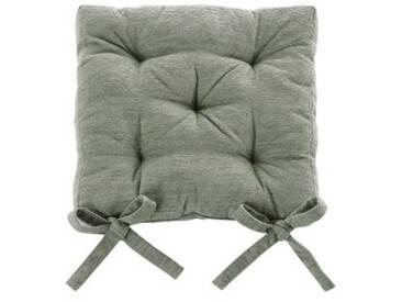 Galette de chaise Vigo Vert amande