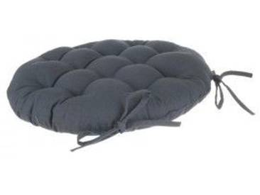 Coussin de chaise ronde Lina Orage