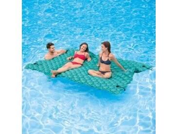 Matelas gonflable flottant géant - Intex