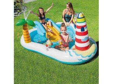 Aire de jeux gonflable Sea Paradise Intex