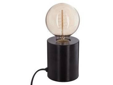 Lampe à poser Tube Noire