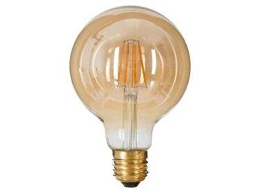 Ampoule lumineuse Globe (12 cm) Ambre