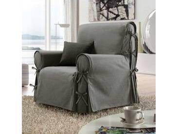 Housse de fauteuil Stella Gris