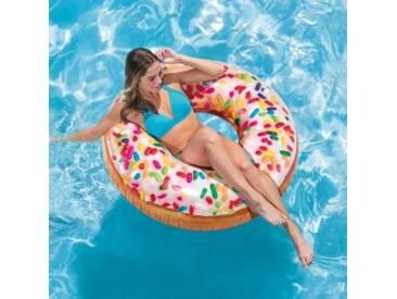Bouée gonflable 114 cm Donut sucré multicouleur - Intex