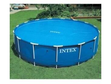 Bâche à bulles (Ø 4.88 m) pour piscine ronde - Intex