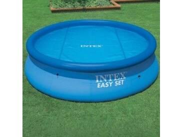 Bâche à bulles (Ø 3.05 m) pour piscine ronde - Intex