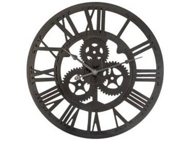 Horloge Mécanisme Noir
