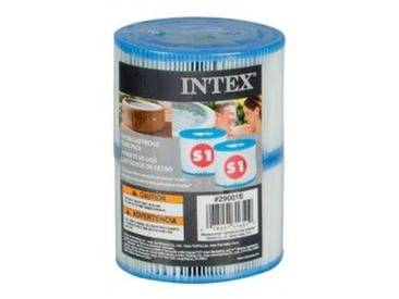 Lot de 2 cartouches de filtration pour Spa - Intex