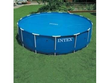 Bâche à bulles (Ø 3.66 m) pour piscine ronde - Intex